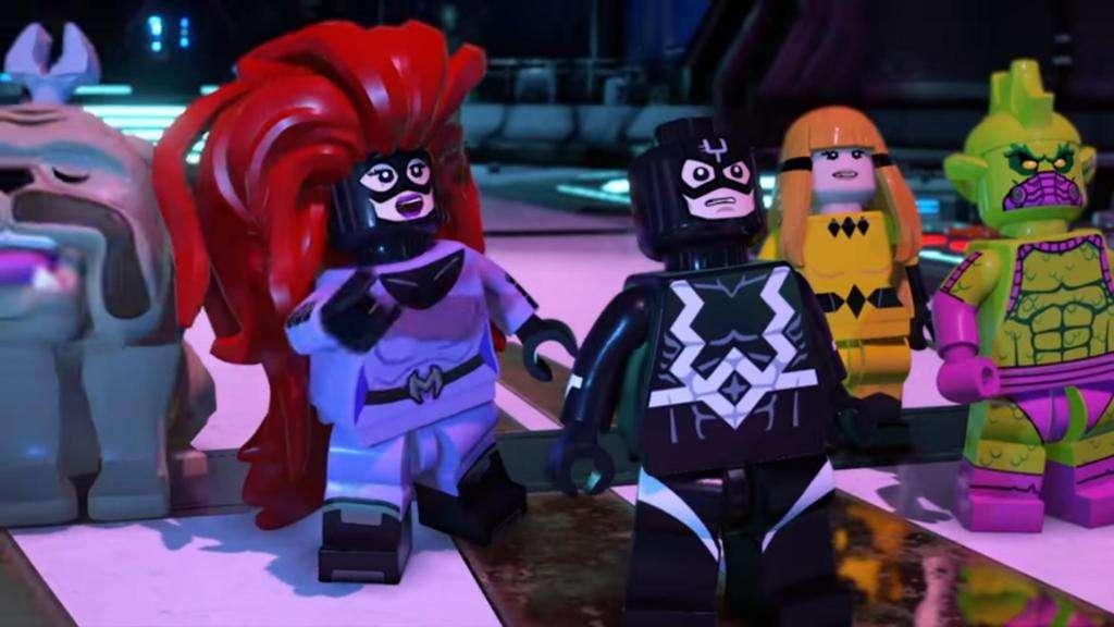 """Конструктор """"Лего"""": персонажи волшебных миров"""