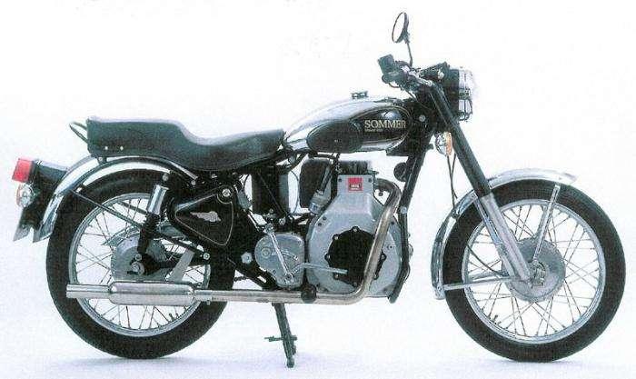Самодельный дизельный мотоцикл. Дизельный мотоцикл своими руками