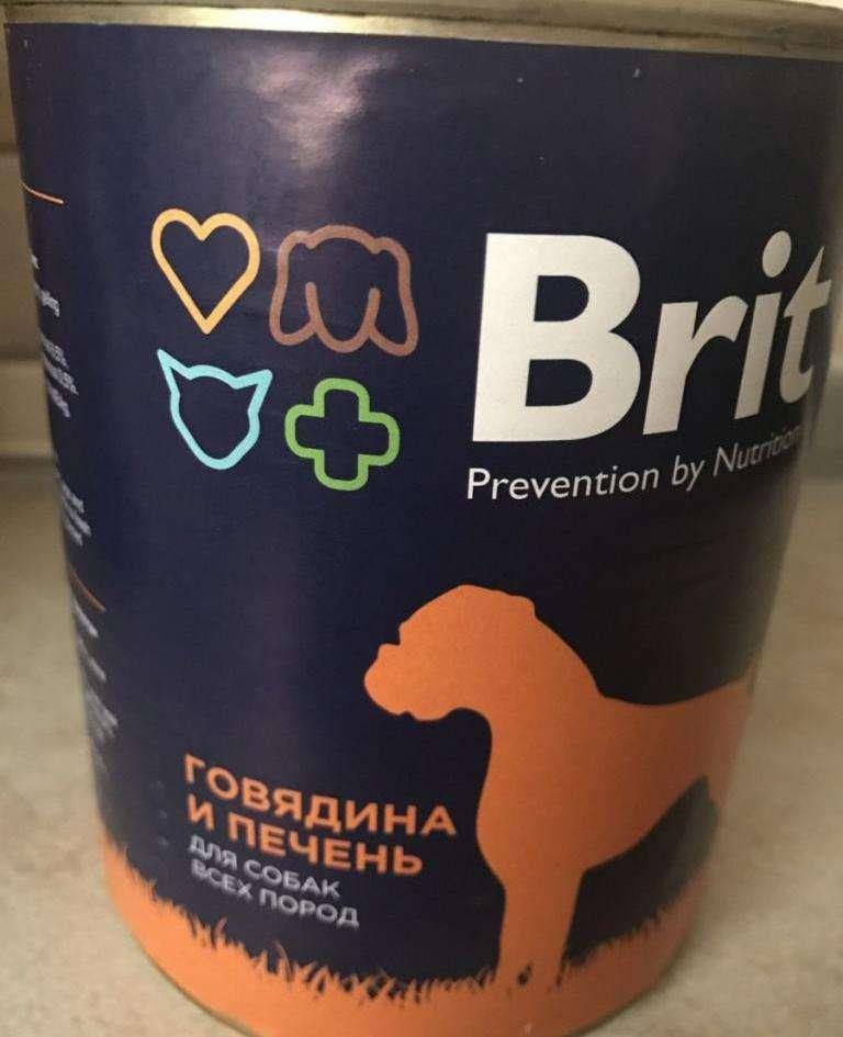 """Консервы для собак """"Брит"""": состав, ценовая категория, отзывы покупателей"""