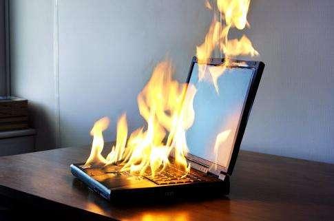 Перегрелся ноутбук. Что делать в такой ситуации?